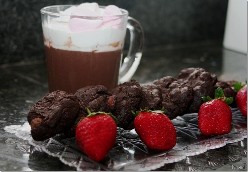 מושחתות שוקולד
